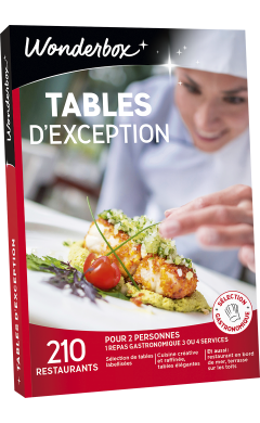 Zoom Tables d'exception